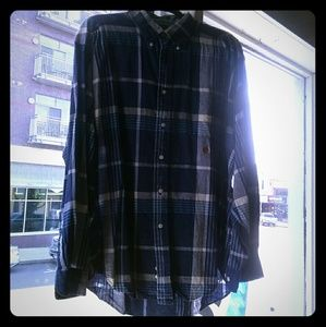 Men's Tommy Hilfiger Plaid Button Down